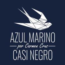 Logo Azul - Azul Marino Casi Negro